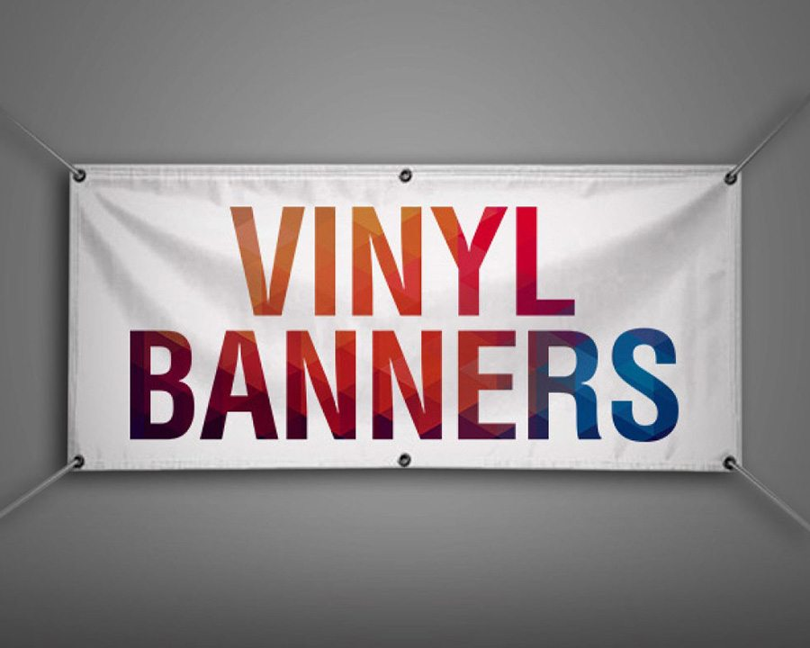 PVC-banners